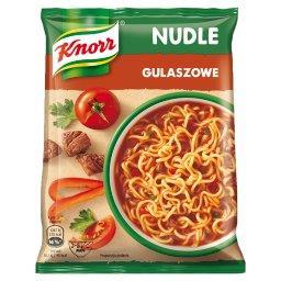 Nudle Gulaszowe Zupa-danie