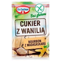 Cukier bez glutenu z wanilią