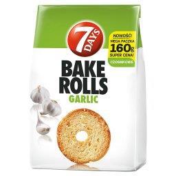 Bake Rolls Chrupki chlebowe o smaku czosnku