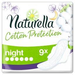 Cotton Protection Ultra Night Podpaski ze skrzydełka...