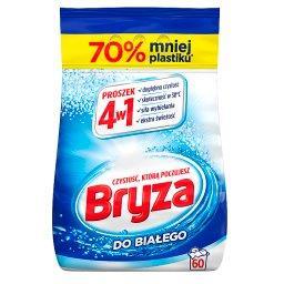 4w1 Proszek do prania do białego  (60 prań)