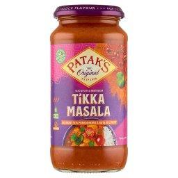 Tikka Masala Kremowy sos pomidorowy z nutą kolendry