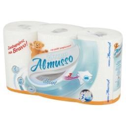 Bravo Ręczniki papierowe 3 rolki