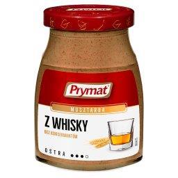 Musztarda z whisky