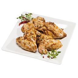 Skrzydełka z kurczaka grillowe