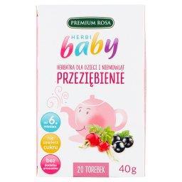 Herbi Baby Herbatka przeziębienie 40 g (20 x )
