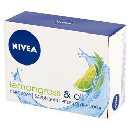 Lemongrass & Oil Pielęgnujące mydło w kostce