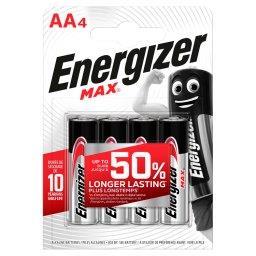 Max AA-LR6 1,5 V Baterie alkaliczne 4 sztuki