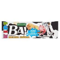 Ba! Kids Baton zbożowy mleczna krówka