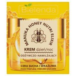 Manuka Honey Nutri Elixir Odżywczo-nawilżający krem ...