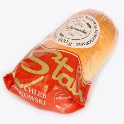 Chleb krakowski mieszany 600g krojony