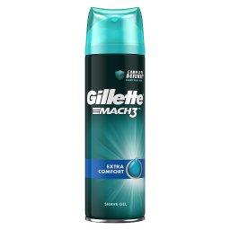Mach3 Extra Comfort Żel do golenia dla mężczyzn 200...