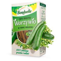 Warzywio Warzywa w formie makaronu z zielonego grosz...
