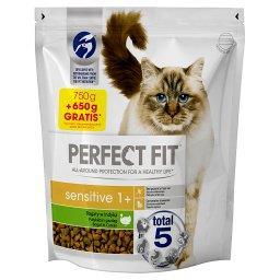 Sensitive 1+ Karma dla dorosłych kotów 1400 g