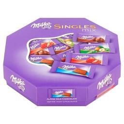 Singles Mix Mieszanka czekoladek mlecznych