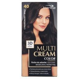 Multi Cream Color Farba do włosów cynamonowy brąz 40