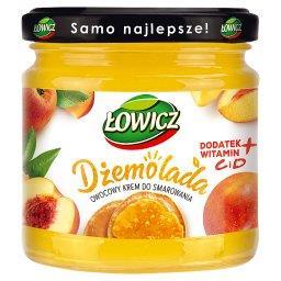 Dżemolada Owocowy krem do smarowania żółty