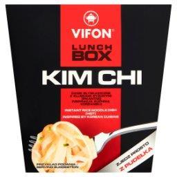 Lunch Box Kim Chi Danie błyskawiczne
