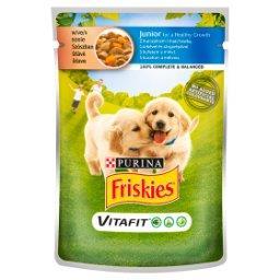 Vitafit Junior Karma dla psów z kurczakiem i marchew...