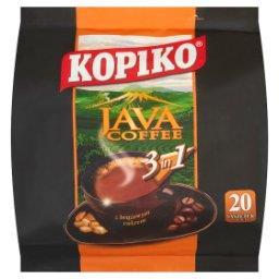 Java Coffee 3in1 Rozpuszczalny napój kawowy 420 g (20 saszetek)