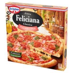 Feliciana Classica Pizza Prosciutto e Pesto