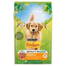 Vitafit Balance Karma dla psów z kurczakiem i warzyw...