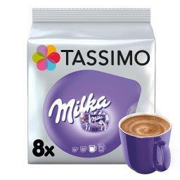 Milka Słodzony napój kakaowy w proszku z odtłuszczon...