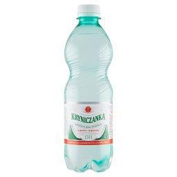 Naturalna woda mineralna wysokozmineralizowana niskonasycona