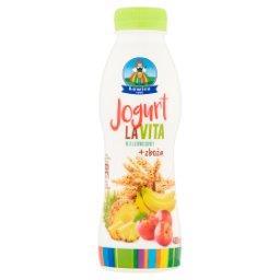 Jogurt LaVita wieloowocowy + zboża