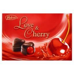 Love & Cherry Czekoladki nadziewane wiśnią w alkoholu