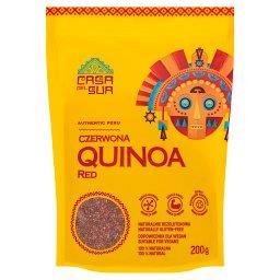 Quinoa czerwona
