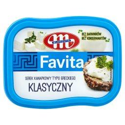 Favita Serek kanapkowy typu greckiego klasyczny