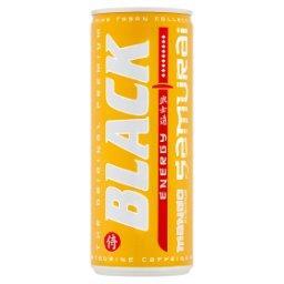 Energy Samurai Gazowany napój energetyzujący o smaku...
