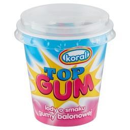 Top Gum Lody o smaku gumy balonowej