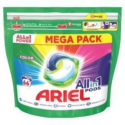 Allin1 PODS Colour Kapsułki do prania, 66prań