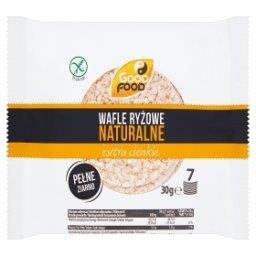 Wafle ryżowe naturalne  (7 sztuk)