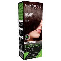 Farba do włosów Natura Styl, Czekoladowy brąz 623