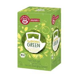 Organics Swinging Green Herbata zielona 35 g