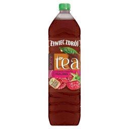 Black Tea Napój niegazowany czarna herbata malina