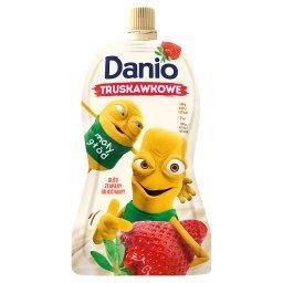 Danio Serek homogenizowany truskawkowy