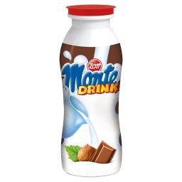 Monte Drink Napój mleczny z czekoladą i orzechami la...