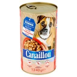 Pełnoporcjowa karma dla dorosłych psów kawałki z woł...