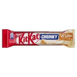Chunky Paluszek waflowy w białej czekoladzie 40 g