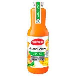 Napój witalność multiwitamina