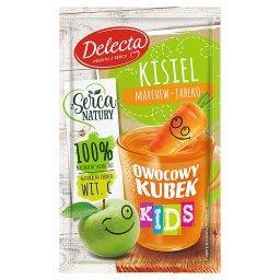 Owocowy kubek Kids Kisiel marchew-jabłko