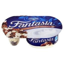 Fantasia Jogurt kremowy ze zbożowymi gwiazdkami w cz...