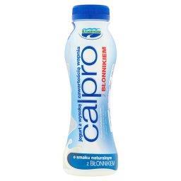 Calpro Jogurt z wysoką zawartością wapnia o smaku naturalnym z błonnikiem