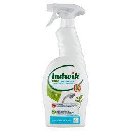 Ekologiczny płyn do kabin prysznicowych o zapachu cy...