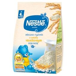 Kaszka mleczno-ryżowa o smaku waniliowym dla niemowl...