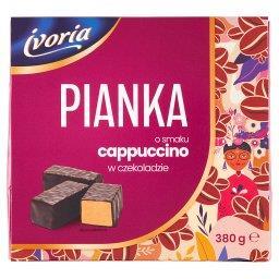 Pianka o smaku cappuccino w czekoladzie